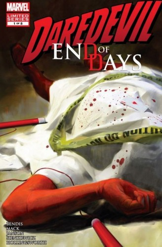 Review: Daredevil End of Days