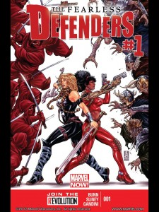 Review: Fearless Defenders #1