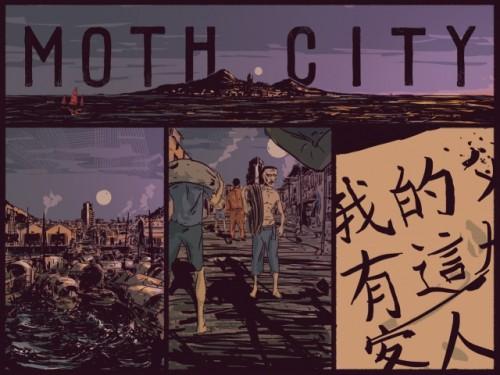 Moth City Webcomic Review