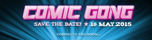 comicgong save the date webpage
